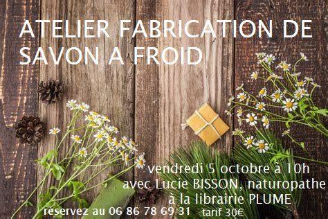 Atelier Fabrication de Savon 5 octobre